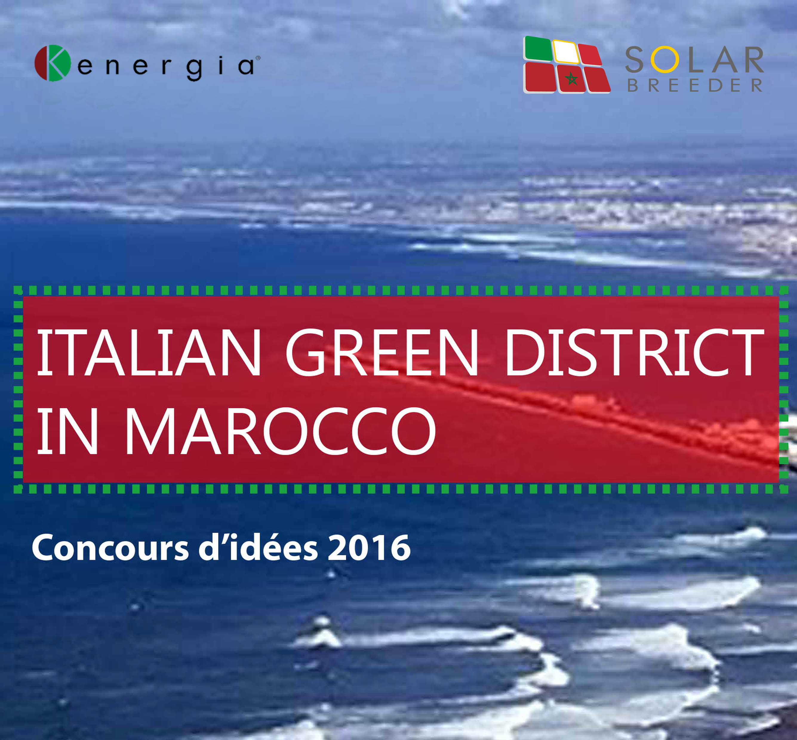Kenergia lancia il Concorso di Idee Italian Green District